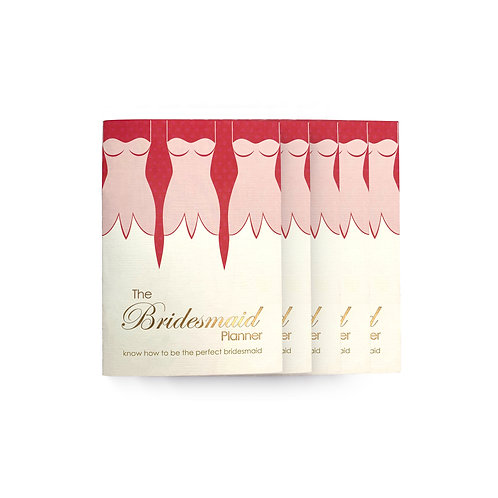 The Bridesmaid Planner (5)