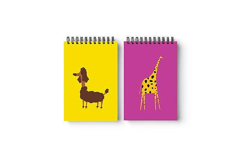Fluffy Dog/ Giraffe PS