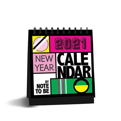 Pop Art Desk Calendar