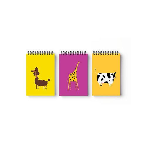 Pocket-Sized Animals Bundle