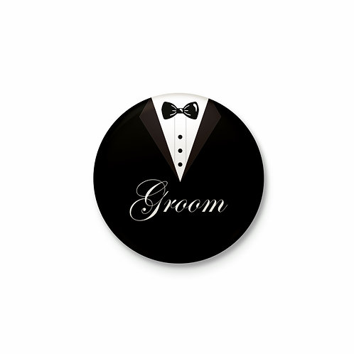 Groom Pin