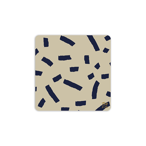 Wall Brushes Coaster