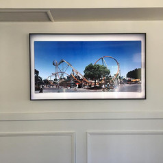 Installed #theframe by #Samsung in the c