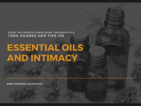 Essential Oils and Intimacy