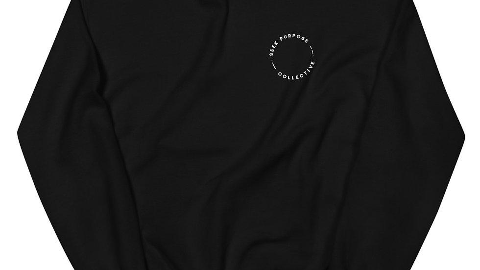 Seek Purpose Collective - Unisex Sweatshirt