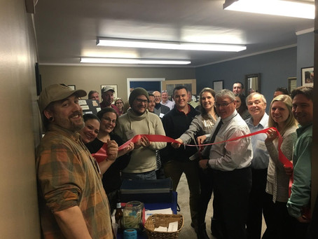CHAMBER PERFORMS RIBBON CUTTING FOR GRAHAM & GRAHAM PC