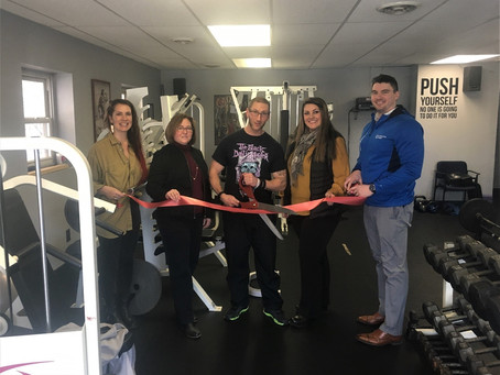 Chamber Welcomes New Business Owner to Fitness Solutions