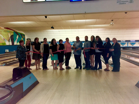 CHAMBER CELEBRATES UP YOUR ALLEY – SPRINGFIELD BOWLING LANES