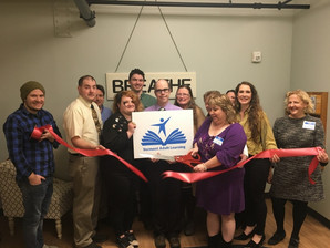 CHAMBER CELEBRATES VERMONT ADULT LEARNING WITH RIBBON CUTTING