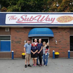 The Sub-Way Celebrates 45 Years
