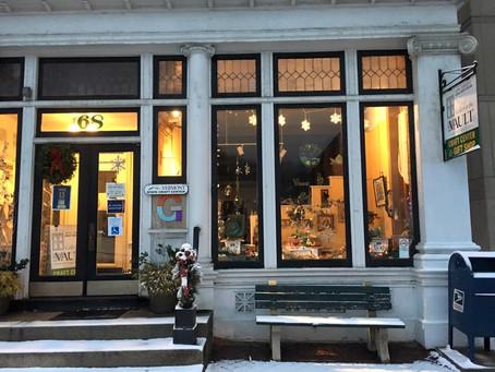 Business Spotlight: Gallery at the VAULT