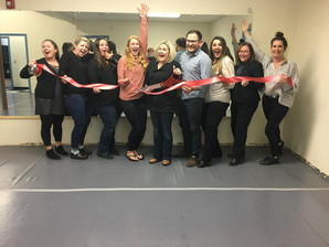 CHAMBER CELEBRATES OPENING OF DREAMZ IN MOTION