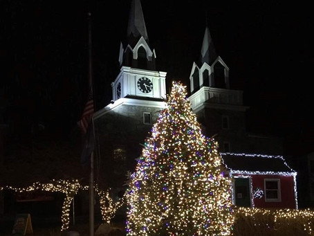 CHAMBER THANKS COMMUNITY FOR SUCCESSFUL LIGHT-A-POLE PROGRAM