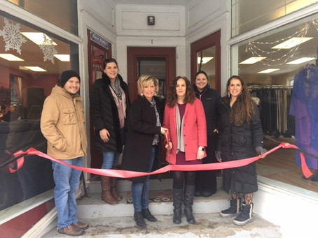 Chamber Welcomes Shannon's Upscale Resale and Alaura's New Nails to Downtown
