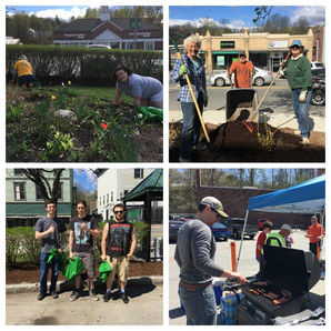SPRINGFIELD REGIONAL CHAMBER THANKS COMMUNITY FOR SUCCESSFUL GREEN UP DAY