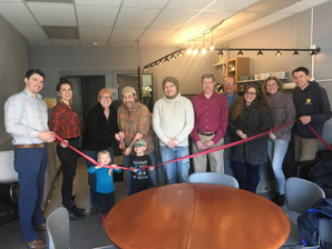 FLYING CROW COFFEE CO. GRAND OPENING & RIBBON CUTTING