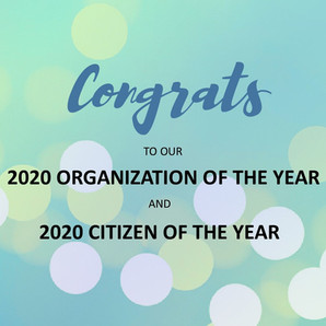 Chamber Names the Entire Community as Citizens of the Year