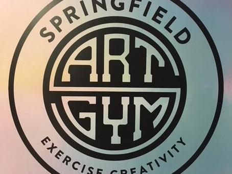 Springfield Art Gym Ribbon Cutting & Open House