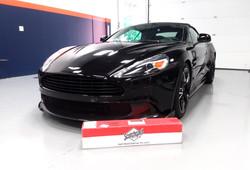 Aston Martin Vanquish S Clear Bra