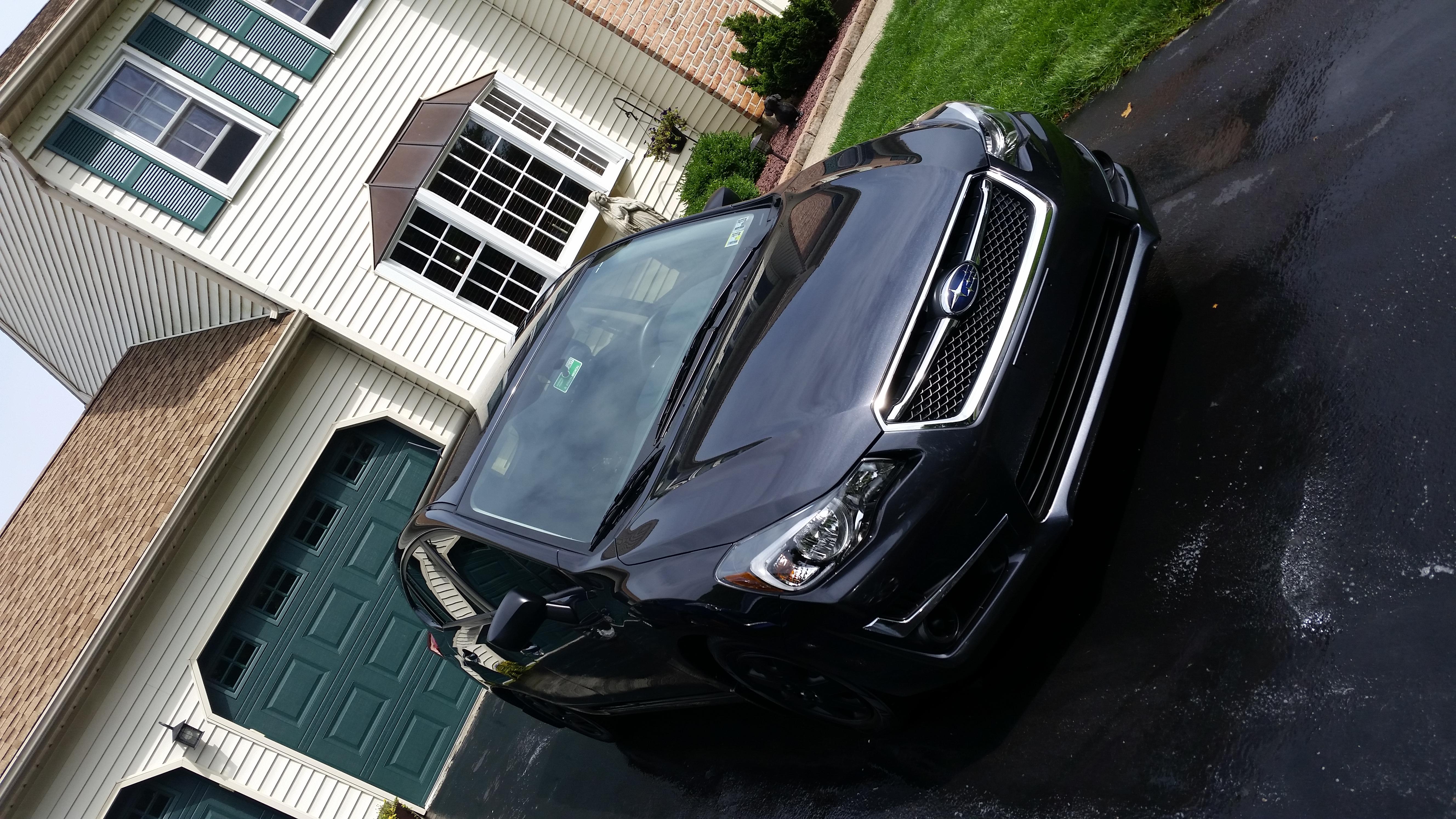 "Subaru Impreza Hatchback ""clear bra"""
