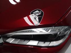 BMW X6 M Sport Headlight PPF