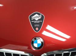 BMW X6 M Sport Clear Bra PPF