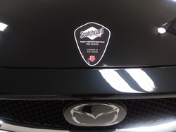 2018 Mazda CX-5 Paint Protection