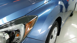 "Subaru Impreza Sedan ""clear bra"""