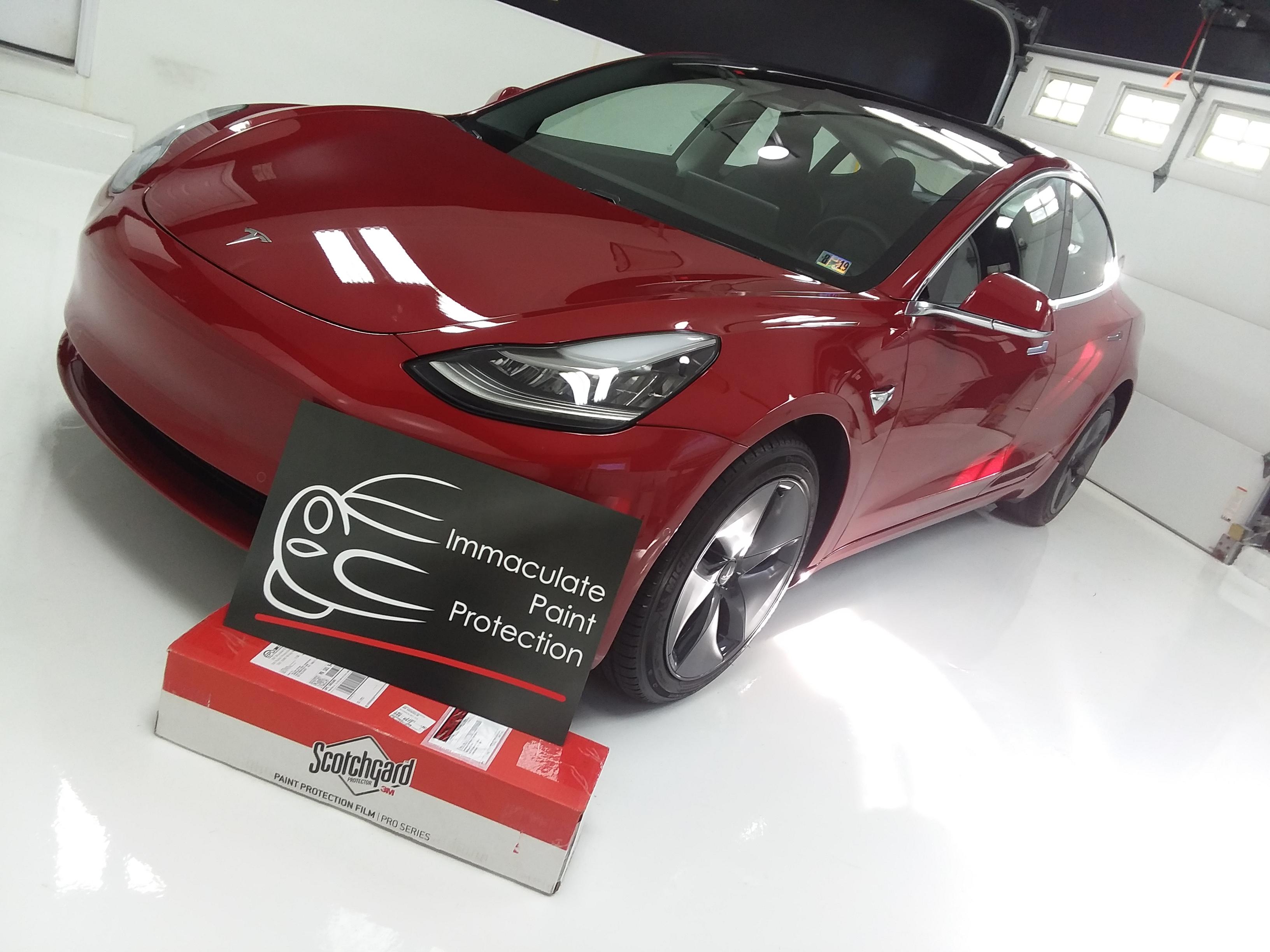 2018 Tesla Model 3 PPF