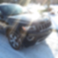 Jeep Grand Cherokee - PPF Front Bumper and Partial Hood