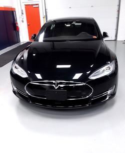 2015 Tesla P90D Full Hood PPF