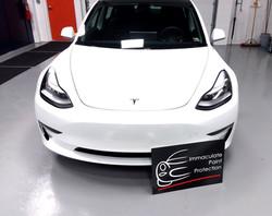 2019 Tesla Model 3 PPF 3M