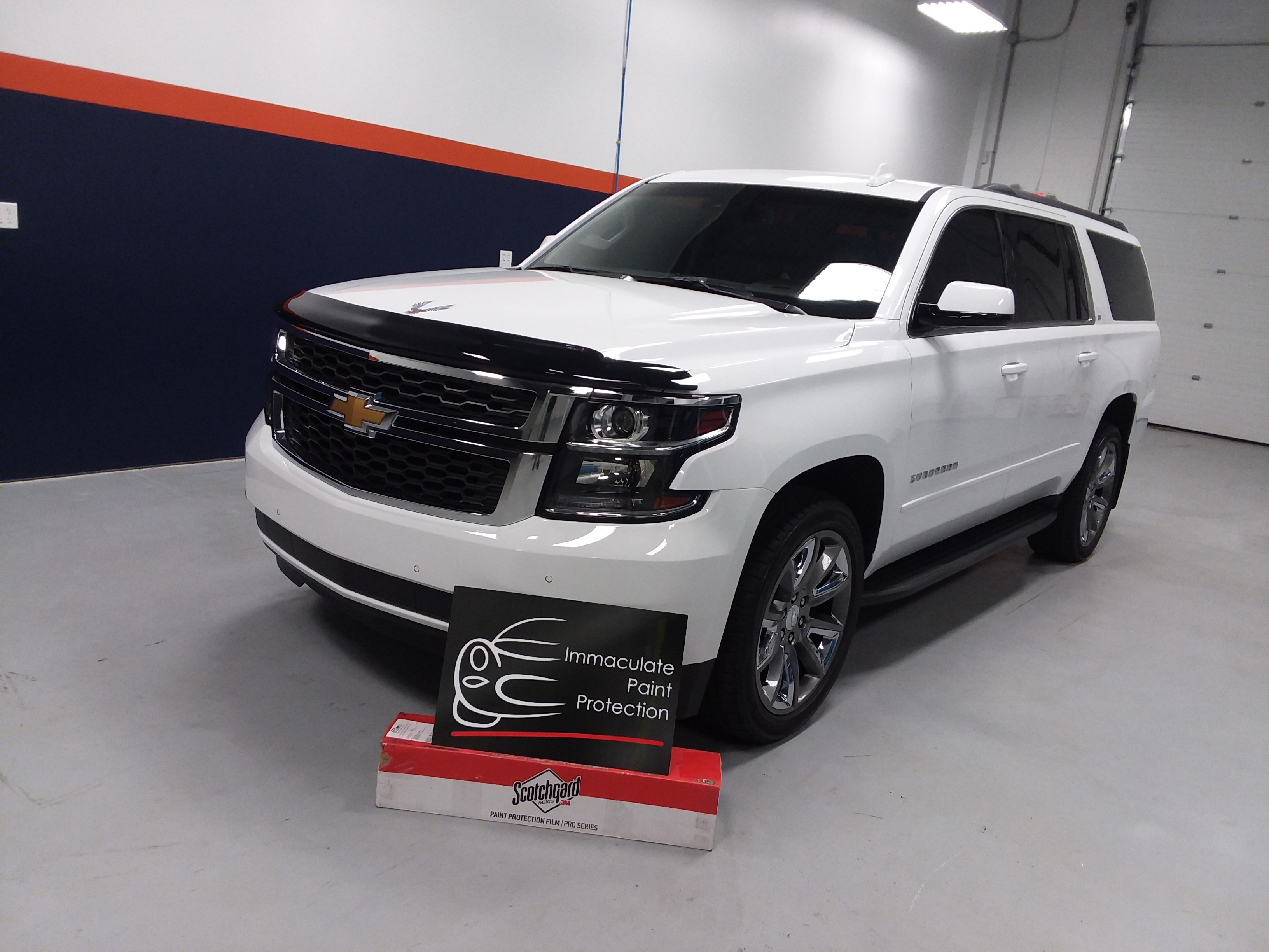 2018 Chevrolet Suburban PPF