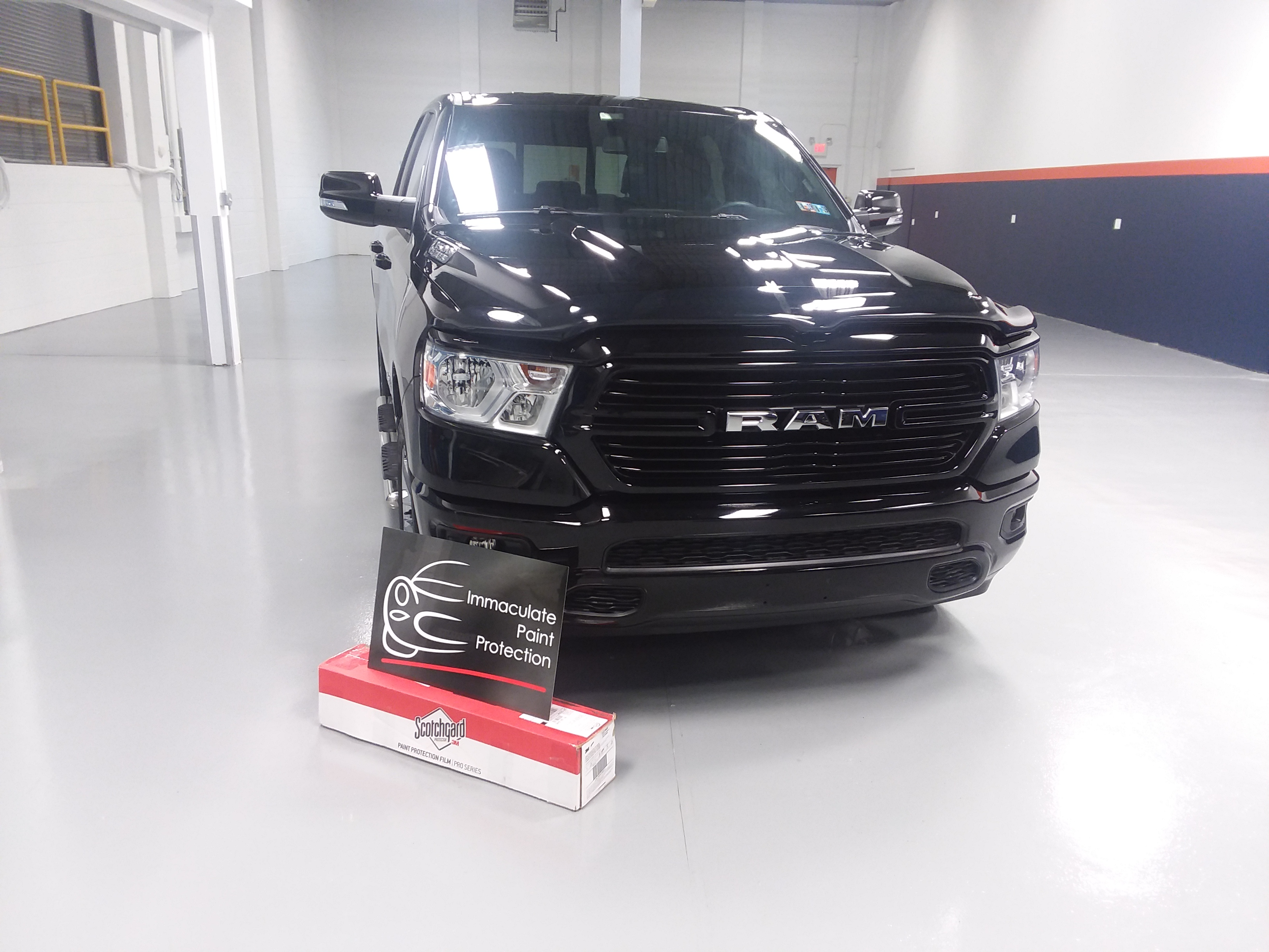 Ram Big Horn Exterior Protection