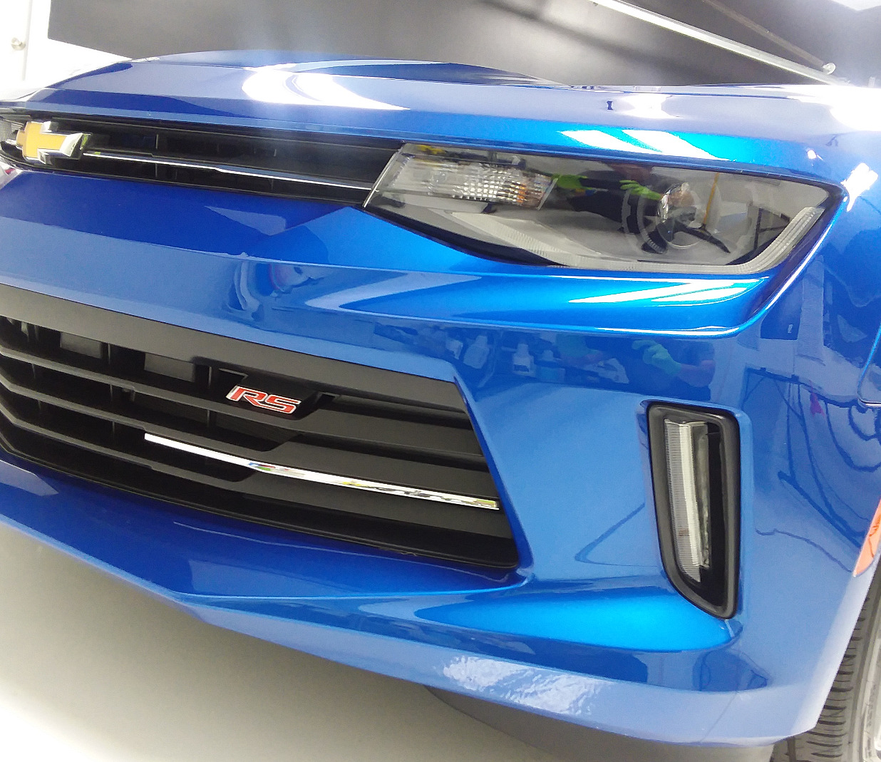 2017 Chevy Camaro 2LT Headlights PPF