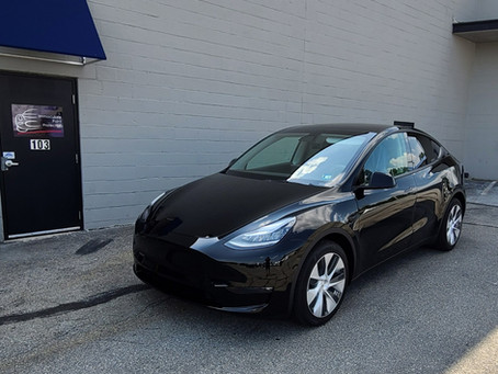 Tesla Paint Protection—Done Right