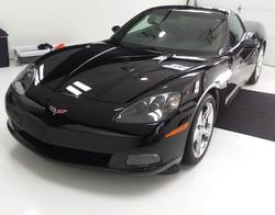 C6 Corvette PPF Partial Front End