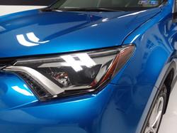 2018 Toyota Rav4 Protected Headlight