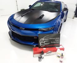 2018 Camaro SS 1LE Paint Protection