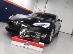2015 Tesla P90D 3M Clear Bra