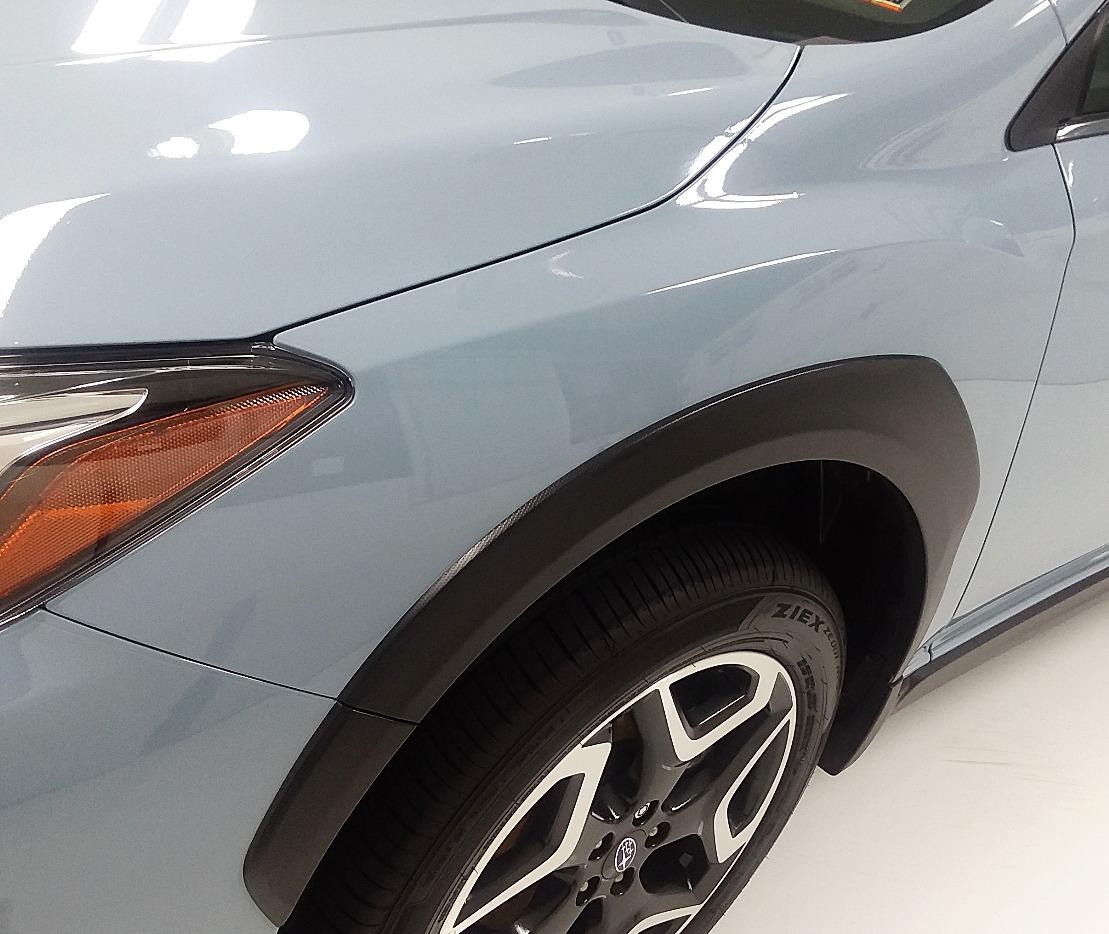 2019 Subaru Crosstrek PPF Fender