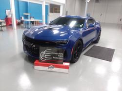 2019 Camaro SS PPF Clear Bra