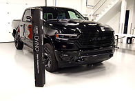 2020 Ram 1500 with Paint Protection Film to stop paint chips - ultimate paint protection