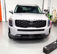 2021 Kia Telluride with Stek PPF Paint Protection Film and Gyeon Ceramic Coating for amazing gloss and ease of cleaning