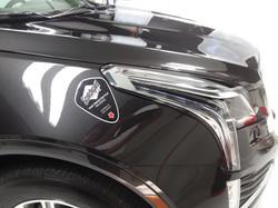 "Cadillac XT5  2018 ""clear bra"""