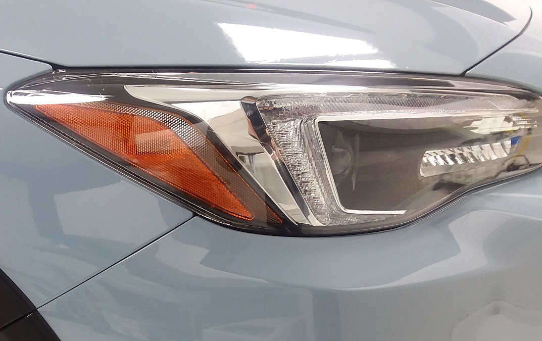 Subaru Crosstrek Headlight 3M PPF
