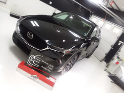 2018 Mazda CX-5 Clear Bra