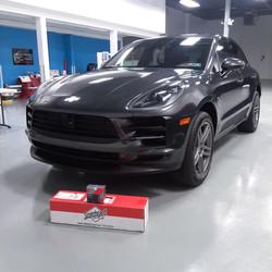 Porsche Macan PPF Ceramic Coatingi