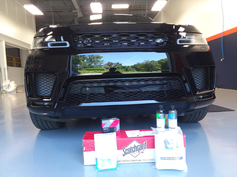 2019 Range Rover Sport PPF + Ceramic