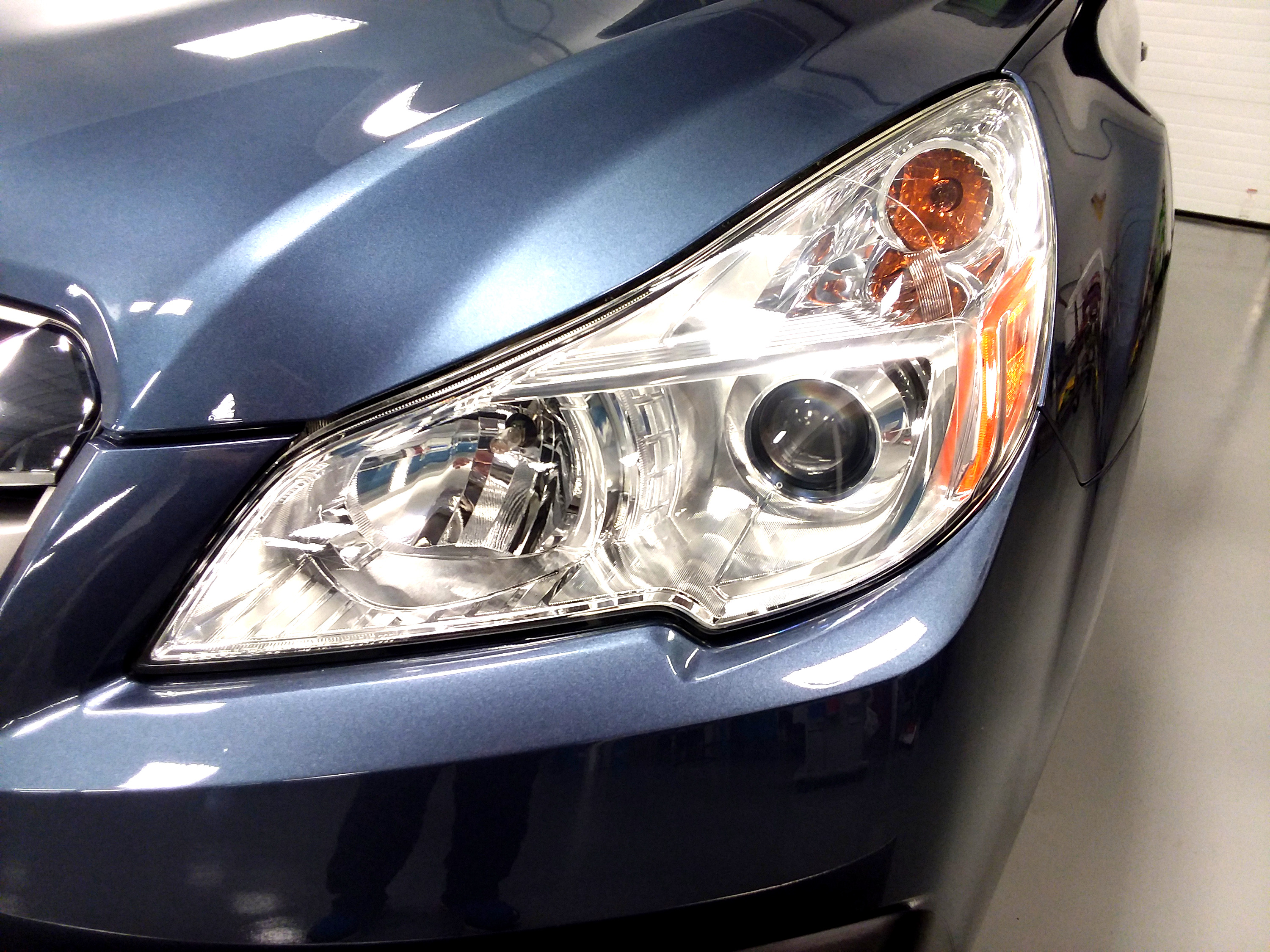 2013 Subaru Outback Headlights PPF